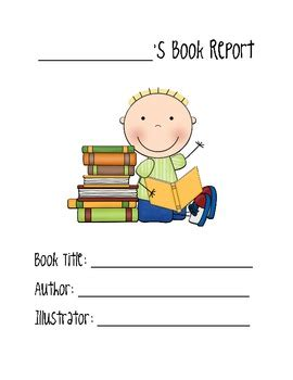 How to write a report pdf